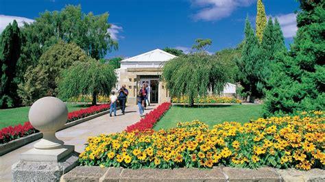 hobart botanic gardens royal tasmanian botanical gardens in hobart tasmania