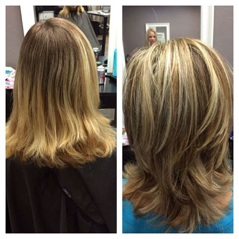 haircut before or after color before and after haircut and colors from the salon