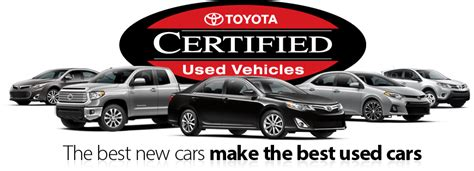 Used Cars With Warranty Tx Certified Used Vehicle Boerne Shop Toyota Of Boerne