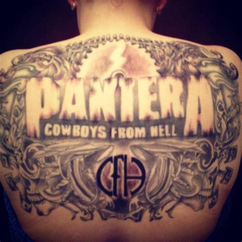 pantera tattoos my pantera s m pantera and