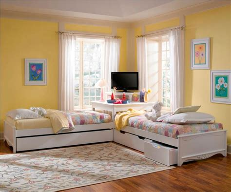 corner beds twin twin beds with corner table modern storage twin bed