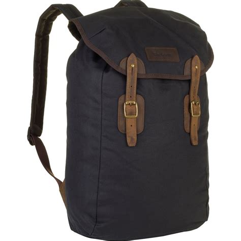barbour wax leather backpack backcountrycom