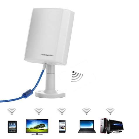 new wifi antenna distance booster wireless up to 1 2 5 mile away spots ebay