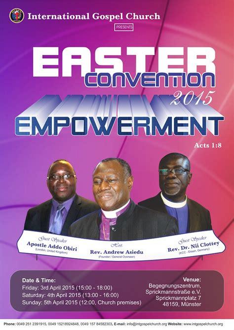 international gospel church