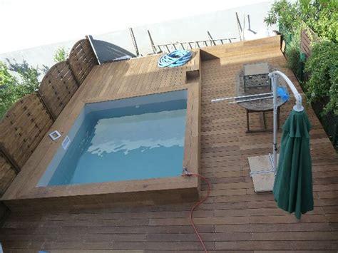 local technique piscine enterré 1236 pose am 233 nagement de terrasse et construction de piscine