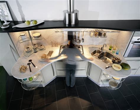 universal kitchen design by snaidero 7 ways to increase