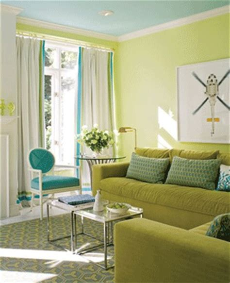 green and blue living room ideas 2017 grasscloth wallpaper