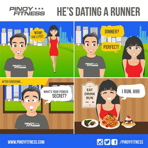 5 Reasons To Not Date by 5 Reasons To Date A Runner Fitness