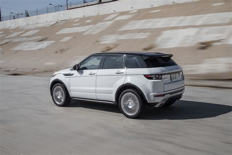first land rover 2015 land rover range rover evoque first test motor trend