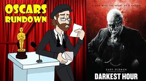 darkest hour vs dunkirk darkest hour oscars rundown youtube