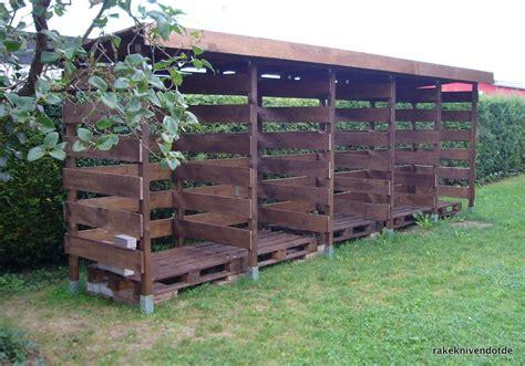 Meteran Wood 5m einen stabilen brennholzunterstand brennholzschuppen gut