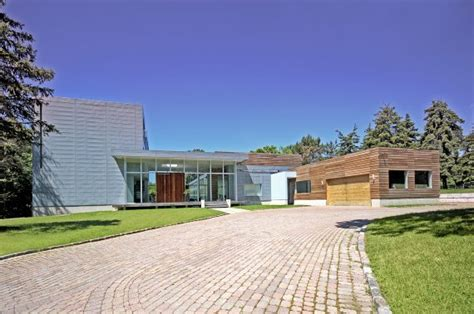 contemporary houses for sale two amazing modern homes for sale contemporist