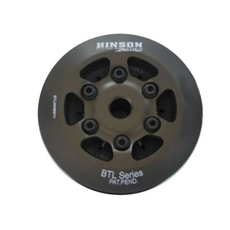 hinson slipper clutch review 1 149 99 hinson btl slipper hub pressure plate kit 958120