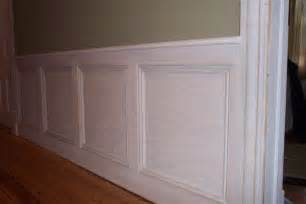 Building Raised Panel Wainscoting Mdf Wainscot Finish Carpentry Contractor Talk