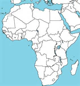 Africa Political Map Blank by Pics Photos Blank Political Map Africa 2 Blank Political