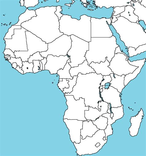 africa map blank blank map of africa in 1914