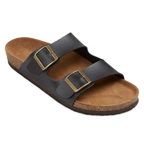 target sandals mens men s tomas sandals mossimo supply co brown target