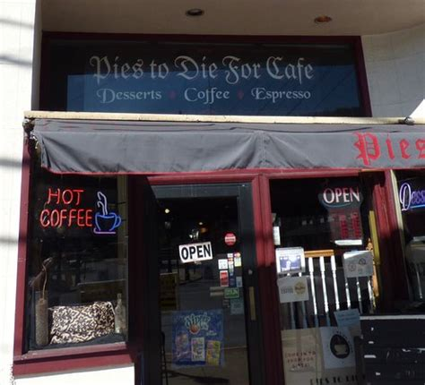 die küche collection store locator pies to die for store front billede af pies to die for