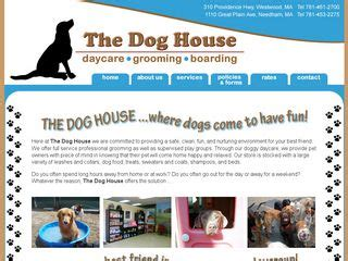 the dog house westwood ma dog boarding near westwood massachusetts ma boarding com