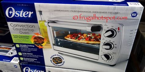 Oster Convection Countertop Oven Costco by Costco Sale Oster Convection Countertop Oven 34 99