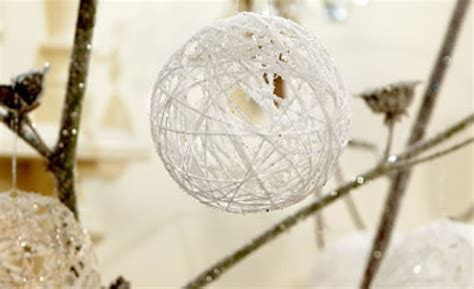 diy string ball ornaments lanterns better living