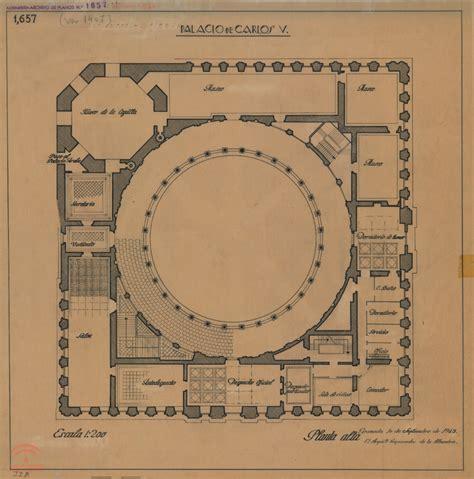 El palacio de Carlos V en la Alhambra   ThingLink