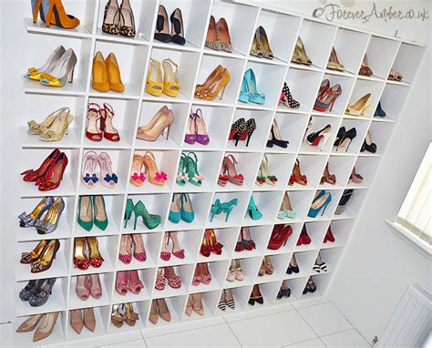 Room For Shoes by Closet Organisation Shoe Shelves Forever Uk