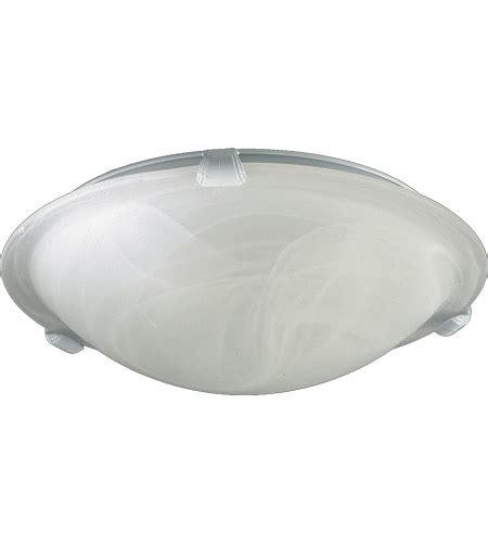 Top 5 Ceiling Fans 3000 - quorum 3000 16 6 signature 3 light 16 inch white flush