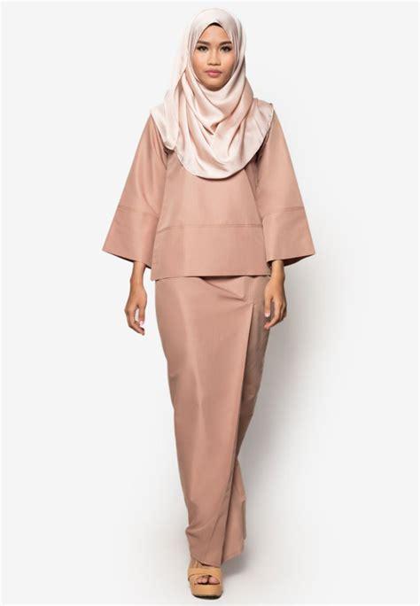 Baju Kurung Moden Pendek Terkini 17 baju kurung kedah moden fesyen terkini casual stylish