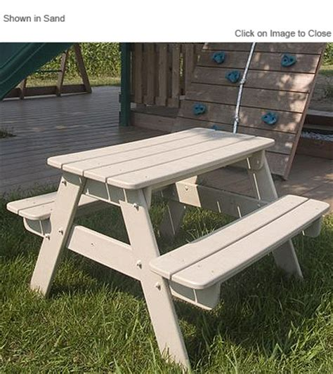 polywoodfurniture com gt polywood 174 kt130 children s picnic table