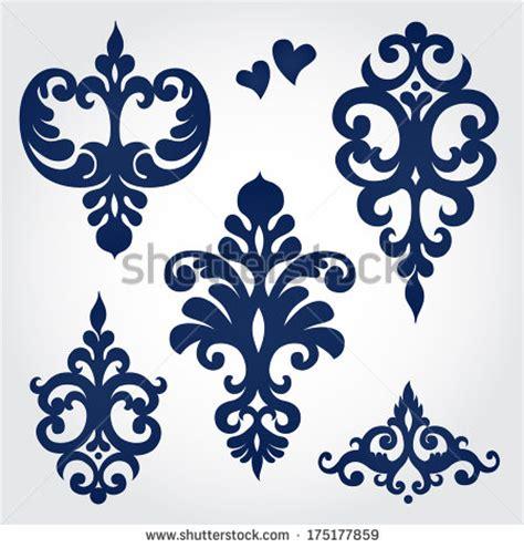 baroque designs 15 baroque design vector images baroque ornament vector