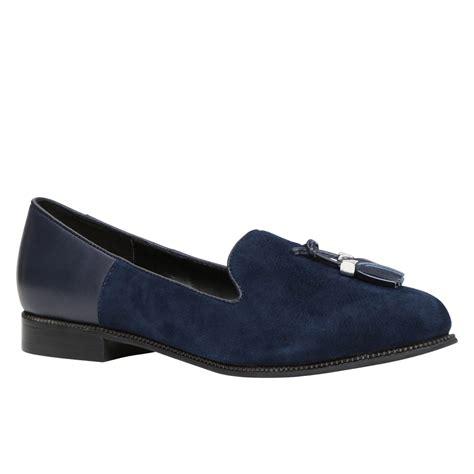 aldo loafers mens aldo kedarede tassel loafers in blue for lyst