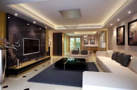 Modern Living And Dining Room by Modern Living Dining Room Fully Furnished And Decorated