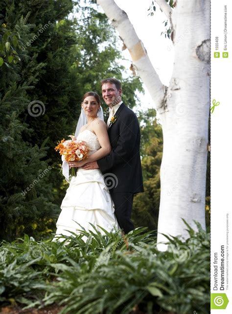 husband  wife wedding series stock photo image