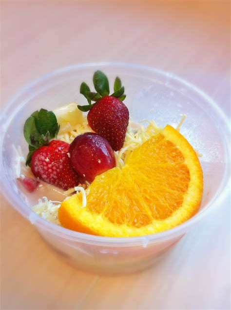 Salad Buah Mayo Yoghurt salad buah fresh home made yogurt fruit salad
