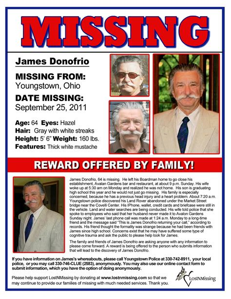 color run youngstown donofrio 64 missing from youngstown ohio color poster
