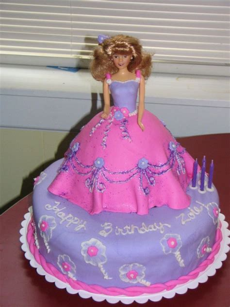 doll design birthday cake 17 best images about barbie cakes for anna on pinterest