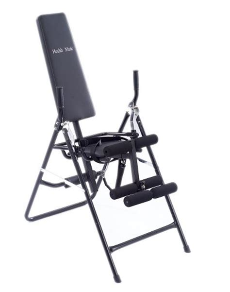 Therapy Chair by Save On Health Iv18600 Pro Inversion Therapy Chair