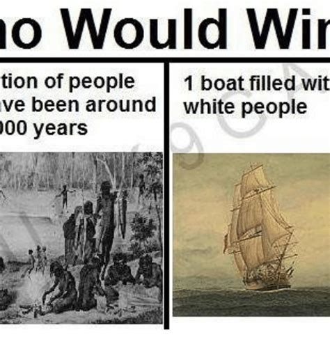 Boat People Meme - no would win tion of people 1 boat filled wit ve been