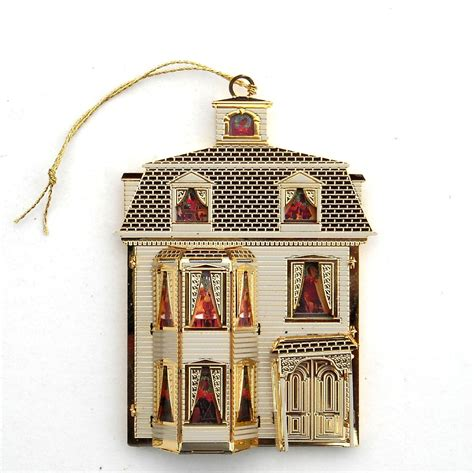 dolls house collection b g doll house collection gertrudes house 24k gold