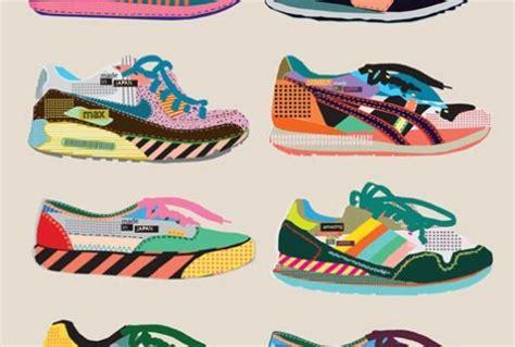 sneaker love dima alami  illustration art