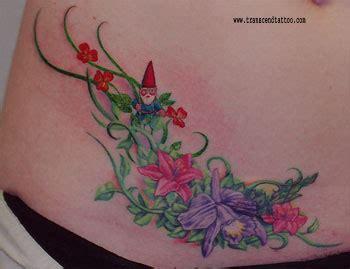 Transcend Tattoo Gallery Tattoos Anthony Plaza Flower Garden Tattoos