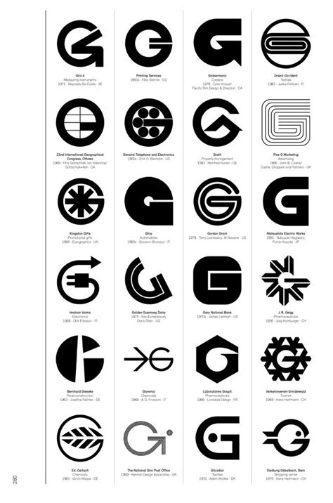 logo modernism design 3836545306 logo modernism is a brilliant catalog of what good corporate logo design looks like modernism