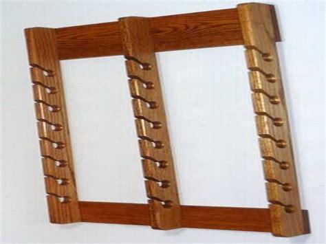wooden hat rack woodworking plans diy