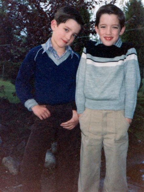 drew and jonathan scott jonathan and drew scott when they were kids hgtv design