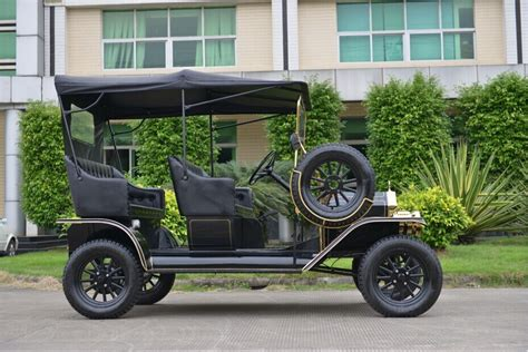 Wedding Car Models by Deft Design Comfortable Europe Model T Car Electric