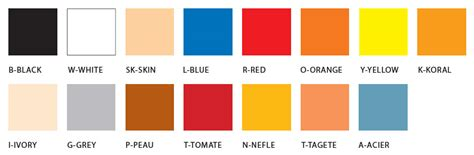 color abbreviations 28 images keylessmodulepinouts