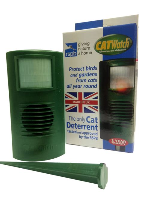 Catwatch The Only Cat Deterrent Tested And Recommended