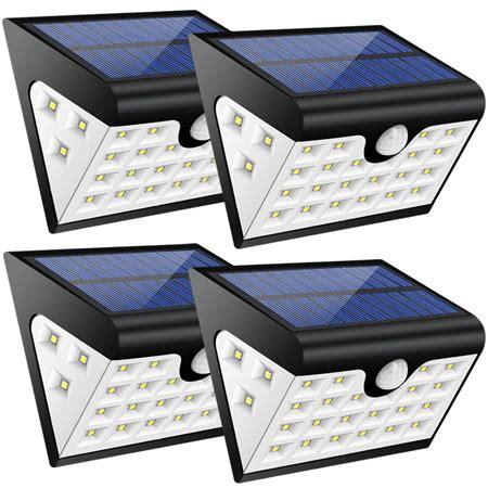illuminazione solare da esterno lade da esterno solari a led migliori in commercio