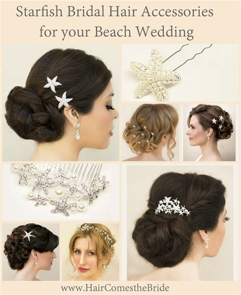Hair Accessories For Wedding Hair by Starfish Bridal Hair Accessories For Your Wedding